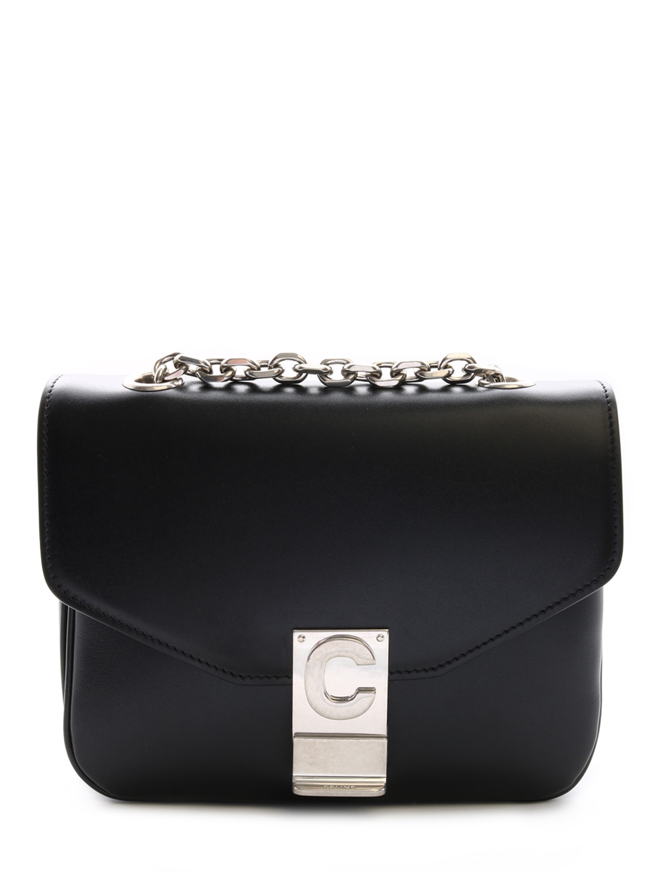 Celine SMALL C BAG BLACK