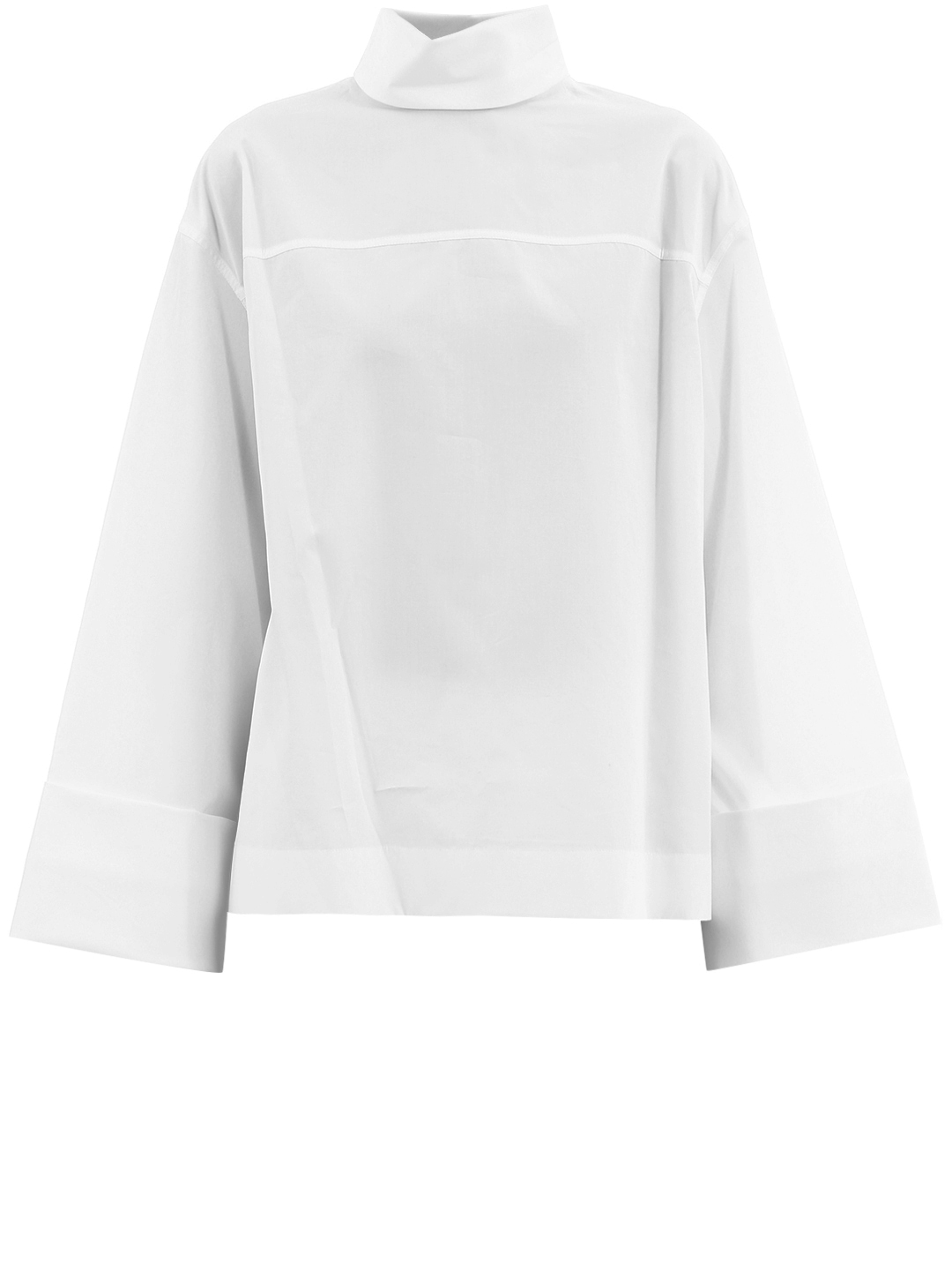 The Row Mayomi Top In Cotton In White