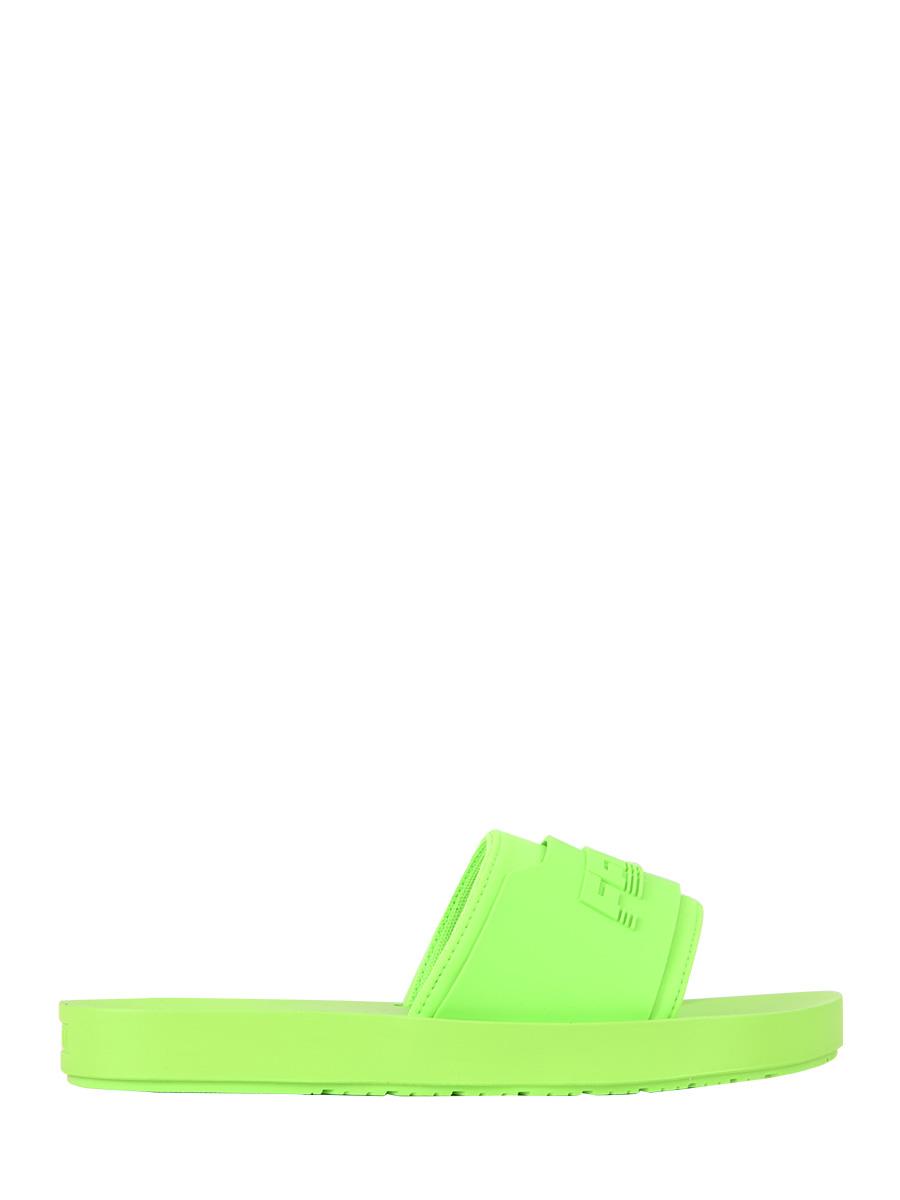 Green Fenty Surf Slide