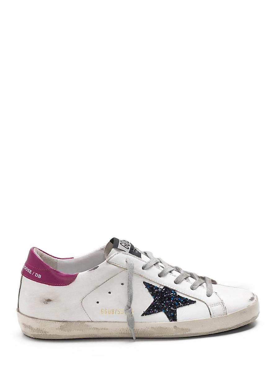 Sneaker Superstar Glitter star