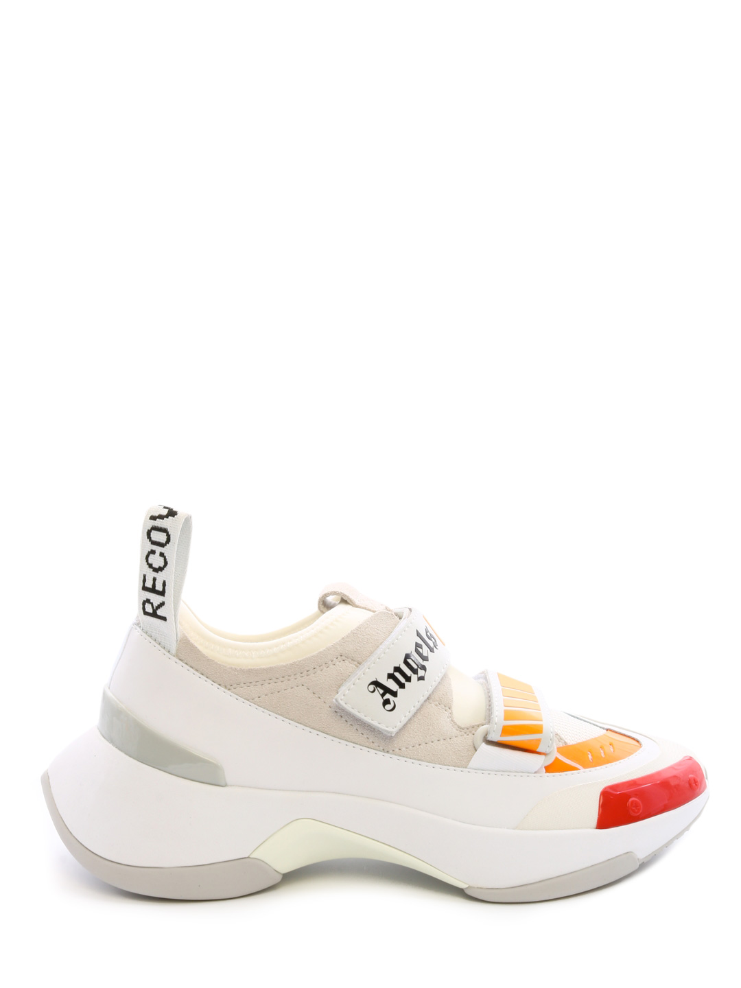 Sneakers Recovery White