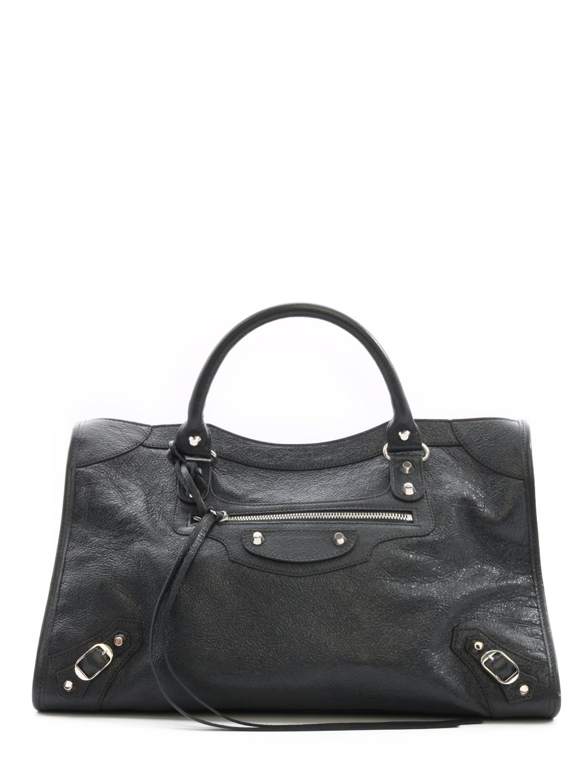 Classic Silver City Bag