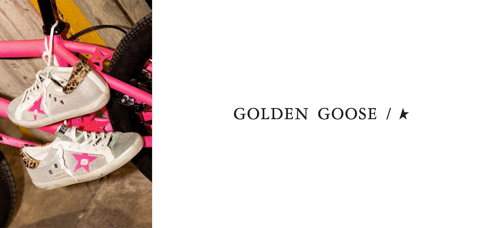 GOLDEN GOOSE - Donna - Leam Roma