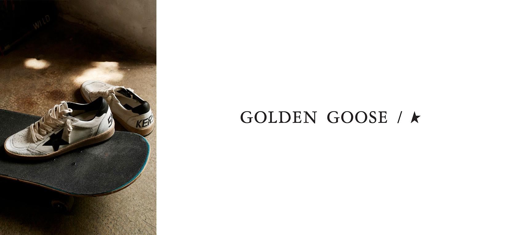GOLDEN GOOSE - Uomo - Scarpe - Leam Roma