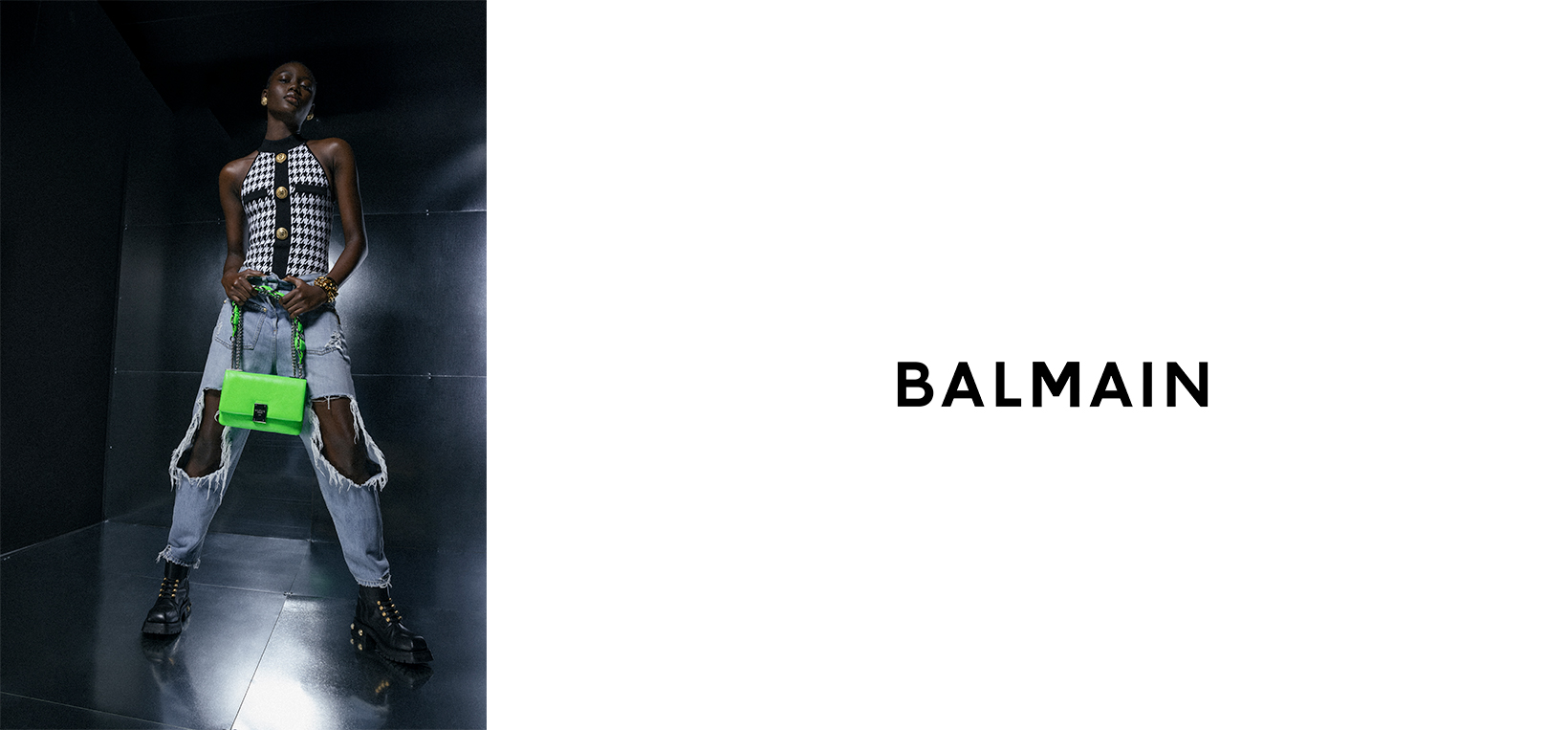 BALMAIN - Donna - Leam Roma