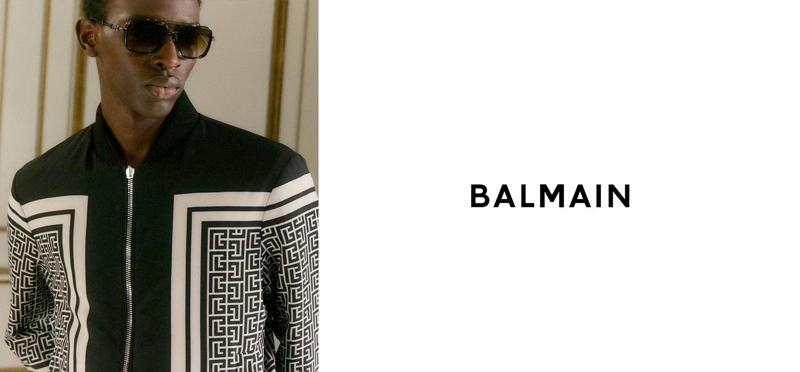 BALMAIN - Uomo - Leam Roma