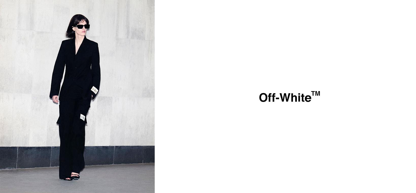 OFF WHITE - Donna - Leam Roma
