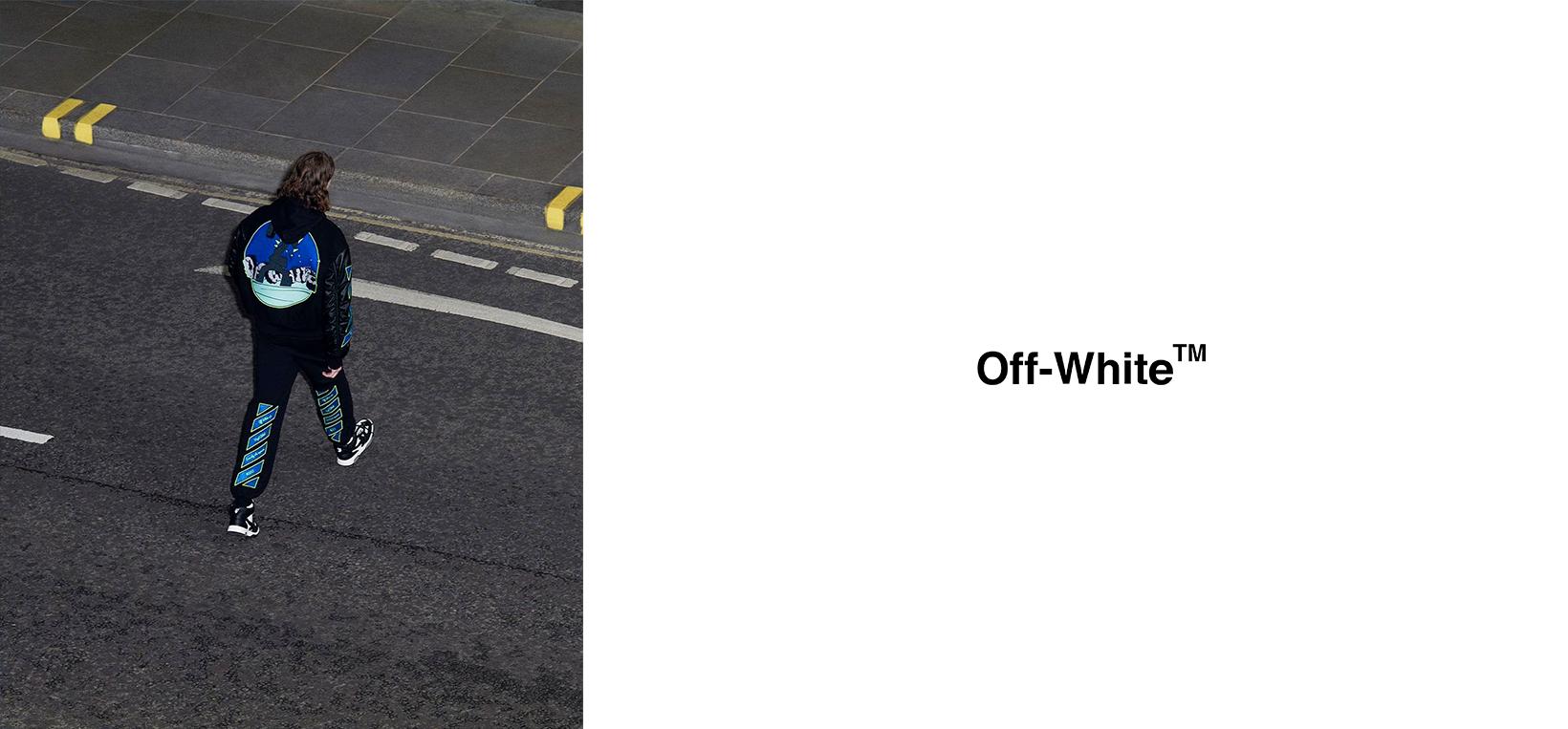 OFF WHITE - Uomo - Leam Roma