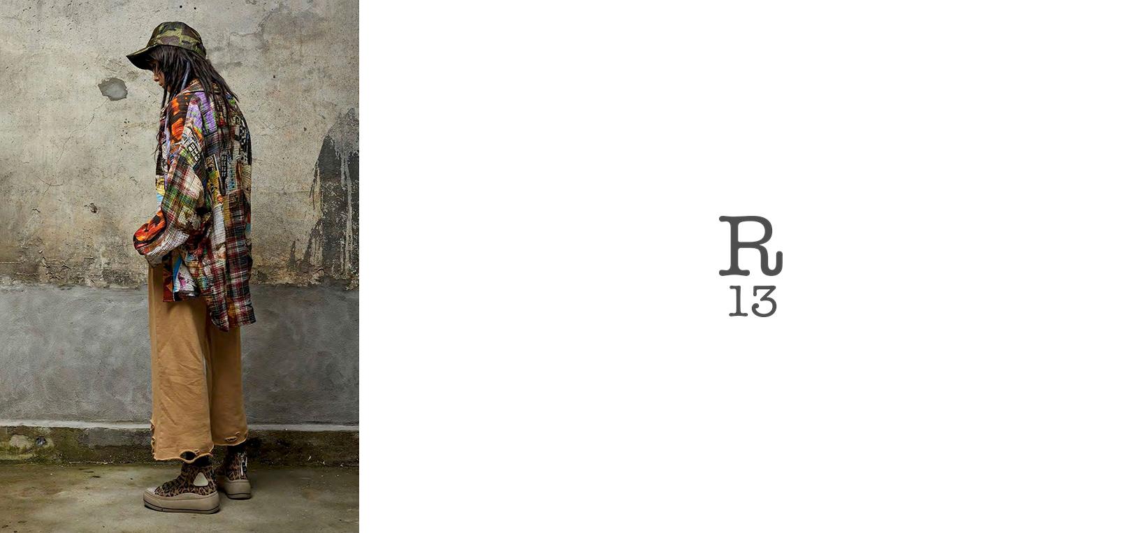 R13 - Donna - Abbigliamento - Leam Roma