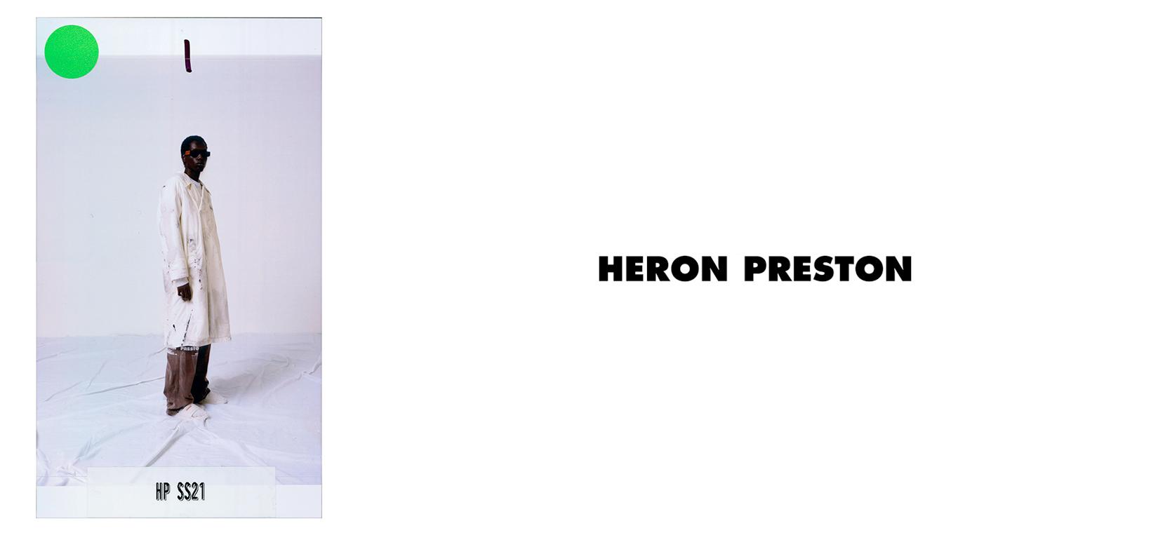 HERON PRESTON - Uomo - Leam Roma