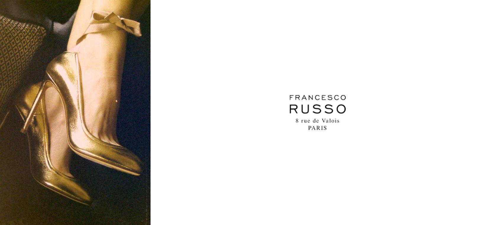 FRANCESCO RUSSO - Donna - Scarpe - Leam Roma