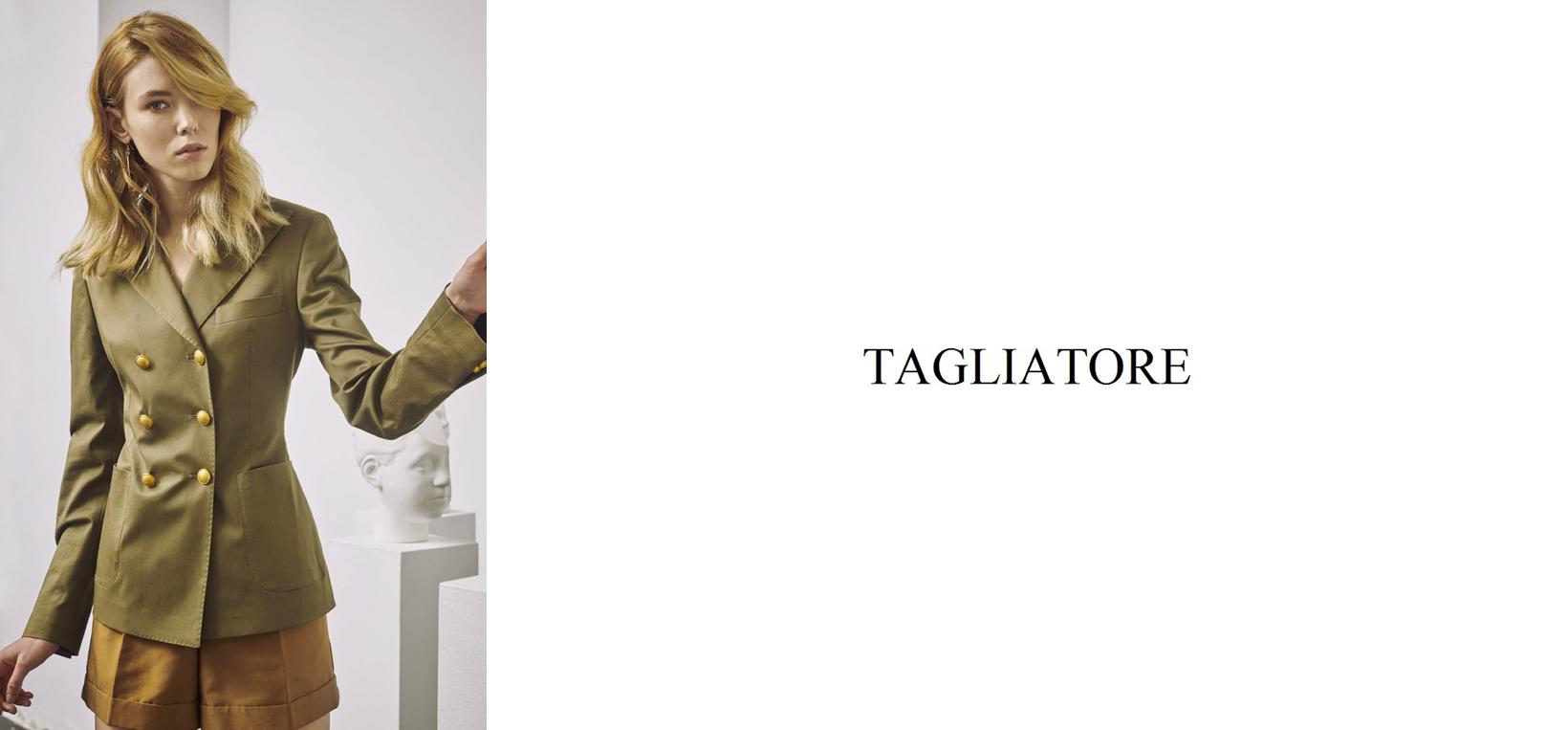 TAGLIATORE - Donna - Leam Roma