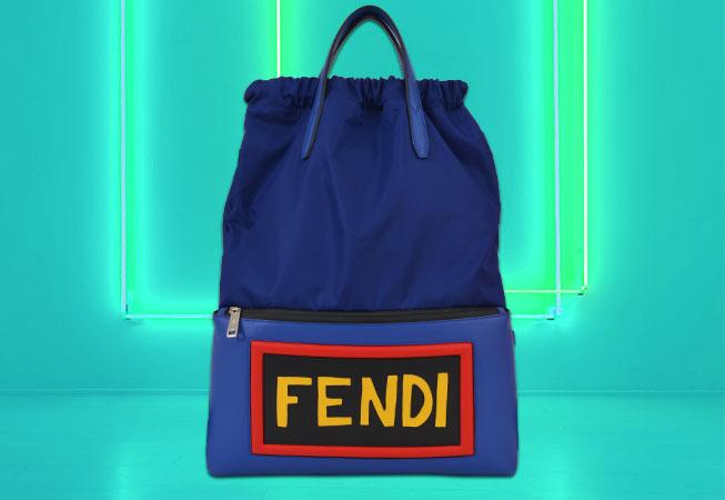 Fendi Man's Bags A/W 2018