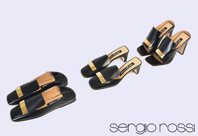 Sergio Rossi woman shoes catalog Spring/Summer 17