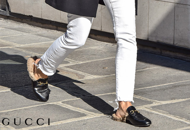 Gucci man shoes catalog Spring/Summer 17